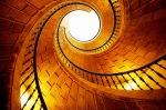 follow-yellow-brick-stairs