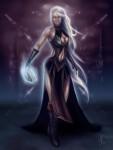 Asmodian_Sorceress___by_Anathematixs-500x666