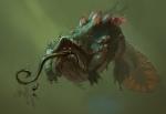 Bog_Monster_by_Artsammich