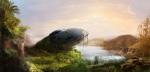 futuristic-spaceship-0012