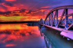bridge_in_the_dusk_by_mariustipa-d30jf36-550x366