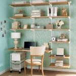 unusual-and-desirable-bookshelves-designs-elfa-desk